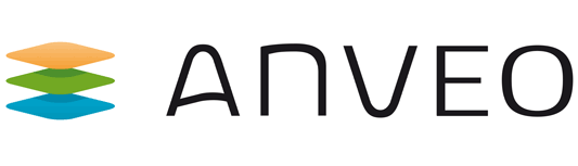 anveo Logo der conion media GmbH